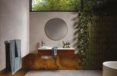 Bathroom Trends 2021 / 2022 – Designs, Colors and Tile Ideas Modern Bathroom Design, Bathroom Interior Design, Bathroom Designs, Bathroom Trends, Bathroom Ideas, Wet Rooms, Color Tile, Bathroom Colors, Tile Design