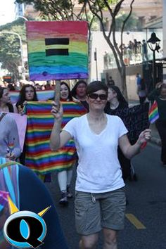 Brisbane Marriage Equality Aug 2015