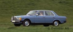 220 D / W 123 D 22, 1976 - 1979