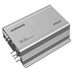 New-Samsung-CCTV-SPE-100-1CH-H-264-Network-Video-Encoder