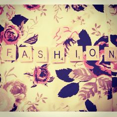 We are addicted to fashion. #obvi