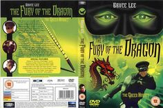 The Green Hornet : Fury Of The Dragon (1974) - Bruce Lee DVD