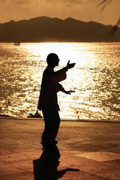 Tai chi :It's a mental and physical healing mechanism, a type of meditation and a soft form of martial arts. It's also a philosophy...