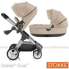 The Stokke Stroller Summer Kit fits Stokke Stroller Seat for Stokke Xplory, Stokke Crusi, and Stokke TrailZ*; and it also fits Stokke Xplory Carry Cot. Pictured in Sandy Beige Pram Stroller, Baby Strollers, Mamas And Papas, Babies R Us, Prams, Beige, Baby Needs, Baby Essentials, Baby Accessories