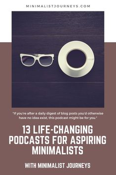 Podcasts are a great source of inspiration. Check out our favorites on happiness, minimalism, simple living and like-minded philosophies. Alphabetical Order, Slow Down, Source Of Inspiration, Philosophy, Minimalism, Mindfulness, Happiness, Journey, Life