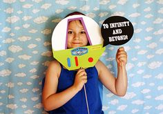 Toy Story party with a great Photo Booth.