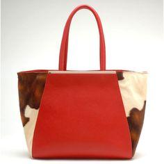 Grace Satchel in Red