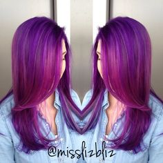 Purple melt