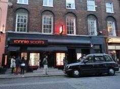 Ronnie Scotts (Jazz) 47 Frith St, W1, London, England (Soho