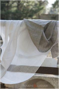 Vendita Tessuti Per Tende.Tessuto Lino Per Tende Nuvola Vendita Al Taglio Ingrosso