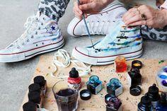 f5548c66ec8 De 63 beste afbeelding van Converse I Sneakers - Chuck taylors ...