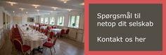 Skal du afholde selskab i Roskilde - så slår vi gerne dørene op. Vi vil sørge for at I får en fantastisk gastronomisk og hyggelig oplevelse hos os.