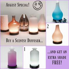 Scentsy Diffuser Vaporising Delivery System | Essential Oil Diffuser