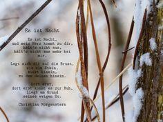 Christian morgenstern gedichte liebe