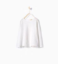 ZARA - KIDS - Embroidered T-shirt