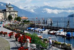 Piemonte, Lago Maggiore Cannobio, Italy