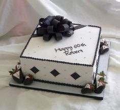 man's birthday By sugarshack on CakeCentral.com (or groom cake)