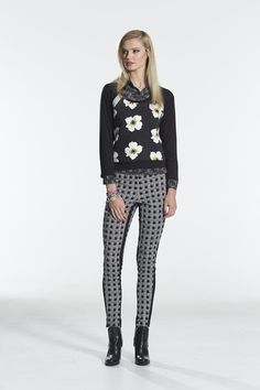 Catalyst Ponti Check Pants – Sally Anne Sally, Punk, Camellia, Parisian, Check, Clothes, Collection, Winter, Shirt
