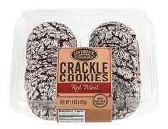 Red Velvet Crackle Cookies | Lofthouse Cookies