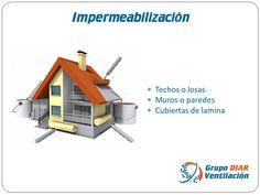 En impermeabilización de láminas para cubiertas de fábricas, naves industriales o bodegas, azoteas etc.