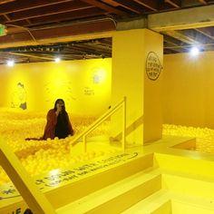 Inside The Colour Factory: an exhibition entirely focused on colour - Vogue Living Vogue Living, Museums, Bathtub, Colour, Gallery, Design, Standing Bath, Color, Bathtubs