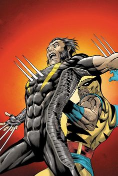 Today's Wolverine is too often P.C. and talk first, five issues later, strike second.