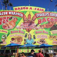 Bacon bacon bacon...