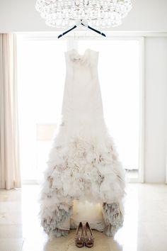Photography: Ashley McCormick - www.ashleymccormick.com  Read More: http://www.stylemepretty.com/destination-weddings/2015/02/23/glamorous-cancun-wedding/