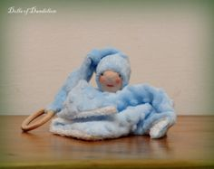 Waldorf Baby Doll RESERVED for Felicity van OhMyDolling op Etsy
