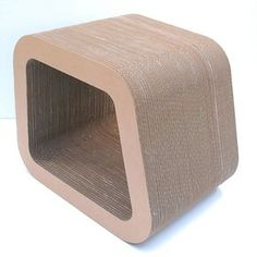 laminated cardboard stool