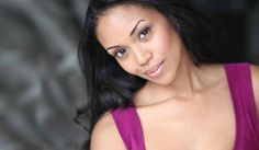 The Young and the Restless' Mishael Morgan (Hilary Curtis) is back on set after maternity leave.