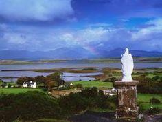 St Patrick's Statue, Mayo County, Ireland - Professional Photos