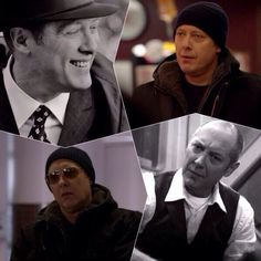 "Raymond ""Red"" Reddington/James Spader = Bae"