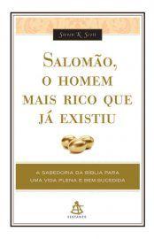 Baixar Livro Salomao, o homem mais rico que já existiu - Steven K. Scott em PDF, ePub e Mobi ou ler online