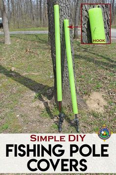 Fishing Discover DIY Fishing Pole Cover made from a Pool Noodle Tutorial DIY Fishing Pole Covers - Want to protect your fishing pole? Make your own Fishing Pole Cover from a pool noodle. Its easy and cheap and will keep your hook from poking anyone. Fishing Supplies, Fishing Tools, Gone Fishing, Best Fishing, Kayak Fishing, Fishing Equipment, Fishing Tricks, Fishing Tackle, Trout Fishing