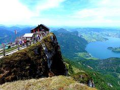 Schafbergspitze | Salzkammergut #Landherz