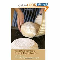 I always love the small River Cottage handbooks and this one is no exception. It starts with slow, simple recipes (pizza dough) and moves into more challenging baking endeavors (croissants!).
