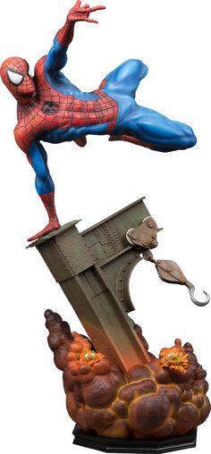 The Amazing Spider-Man Premium Format™ Figure Sideshow Wishlist 2016