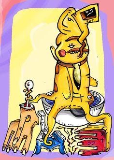 Pikachu Soup