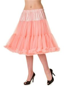 Banned Petticoat Pink - Petticoats - Vintage-Style - Ars-Vivendi