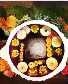 Cocktail Garnish, Birthday Cake, Wreaths, Halloween, Desserts, Food, Decor, Tailgate Desserts, Deserts