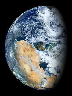 Planet Earth from the Suomi NPP Satellite   eoimages.gsfc.nasa.gov