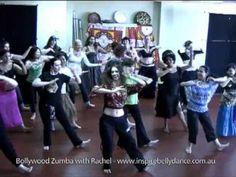 Bollywood zumba