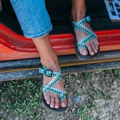 Topo Designs and Chaco have created a limited run of products that boast fresh colors and functional design that works in the backcountry and on city sidewalks.