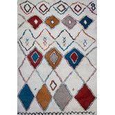 Found it at Temple & Webster - St Tropez Royal Nomadic Big Diamond Indoor/Outdoor Rug