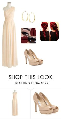 """Lily"" by talita-cremasco on Polyvore featuring moda, J.Crew, Jimmy Choo e Lana"