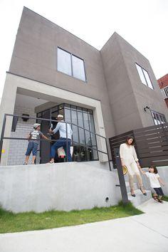 NEW BUILD HOUSE | 注文住宅 | CODESTYLE