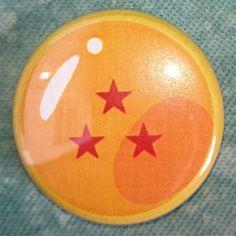 #Button #Badge #DBZ #Ball