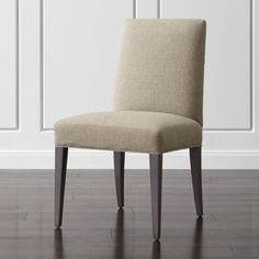 lowe smoke upholstered dining chair dining chairs pinterest rh pinterest com