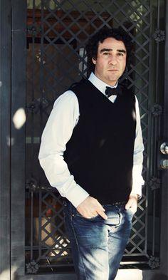 Armenian Jewelry Designer Paul Tacorian.  Tacori diamonds